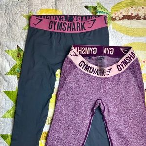 Gymshark High Waisted Leggings Bundle